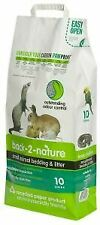 Back To Nature Small Animal Bedding and Litter 10L - 13056