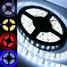 3528 SMD Stripe 5M 300 LED Strip Light RGB Ribbon Tape Roll IP20 For Xmas Decors