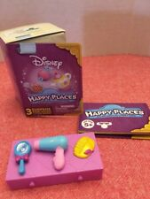 New!~DISNEY HAPPY PLACES~Cinderella Home Decors-Mirror, Hair Dryer & Comb