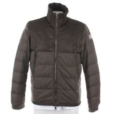 MONCLER PIUMINO tg. de 50/3 Verde Giacca Uomo Coat Jacket Giacca invernale