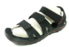 Nike Rayong 317518 061 Walking Sandals Mens Adjustable Leather Outdoor DeadStock