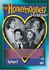 DVD ~ Honeymooners The Lost Episodes Vol 2 - New