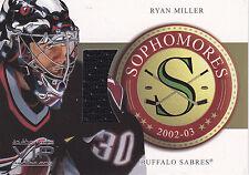 2003/04 ITG VIP Sophmores Ryan Miller       BV $30  /50