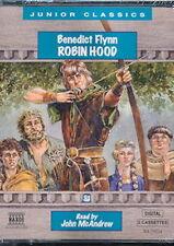 Audio book - Robin Hood by Benedict Flynn   -  Cass   -   Abr