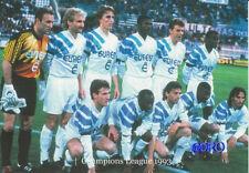 OLYMPIQUE MARSEILLE + Champions League Winner 1993 + BigCard #866 + Daten Fakten