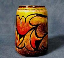 Lovely Poole Aegean Silhouette vase - Diana Davis.