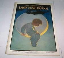 JAN 1909 LADIES HOME JOURNAL fashion magazine