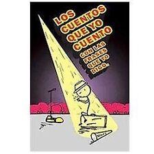 Los Cuentos Que Yo Cuento con Las Frases Que Yo Digo by Maury (2011, Hardcover)
