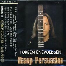 TORBEN ENEVOLDSEN - HEAVY PERSUASION (NEW CD)