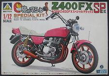 Aoshima 66-916-800 - z400 FX SP DX - 1:12 - Moto Modello Kit-MODEL KIT