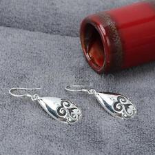 New Women Fashion Jewelry 925 Sterling Silver Plated Hook Small Dangle Earrings