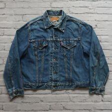 Vintage 70s Levis Type 3 Denim Trucker Jacket Made in USA