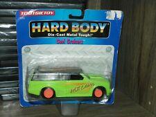 Tootsietoy Hard Body Cool Cruiser 1992 Ford Pickup Truck diecast New-Hot Lava