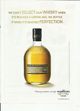 The Glenrothes- Scotch Whisky 2011 print magazine ad.