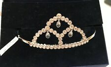 Authentic swarovski Wedding crystal Tiara   Bridal Crown Hair Accessories New