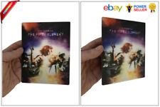 THE FIFTH ELEMENT 3D Lenticular Magnet cover 3D effect for Steelbook