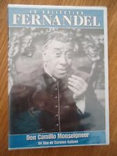 // NEUF DVD * DON CAMILLO MONSEIGNEUR * FERNANDEL GALLONE COLLECTION