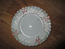 Vintage Hand Painted Nippon Purple Flower Plate