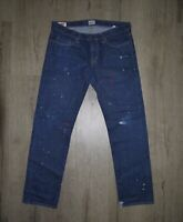 Naked & Famous x BIG JOHN Selvedge Jeans Denim Made in Japan 36x35