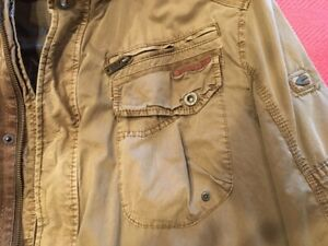 Camel Active size L men's jacket GREAT PRE-OWNED CONDITION