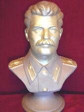 Joseph Stalin Bust Statue ' Russian Leader 16.5''