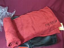 Kanata Sport Blanket, NEW, Saddle-Roll 60x48, 100% Poly, Flexjet
