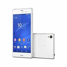 Sony Xperia Z3 White  E6633 Dual SIM LTE 4G 3G 3GB RAM 20MP Android NEW!!