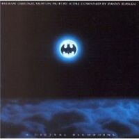 BATMAN SOUNDTRACK CD NEU