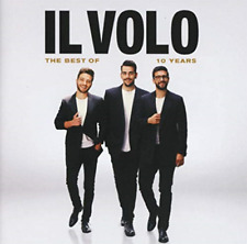 Il Volo - 10 Years - The Best Of CD NEW