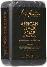 Shea Moisture African Black Soap with Shea Butter 230 g