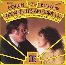 The Rodgers and Hart CD Joan Morris & William Bolcom Audio CD