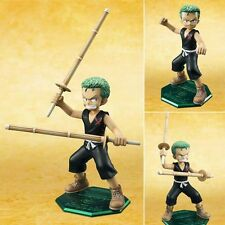 Collections Anime Figure Toy One Piece Kid Roronoa Zoro Figurine Statues 13cm