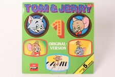Tom & Jerry 1 Original Version Poly Record Vinyl LP STEREO 2961009