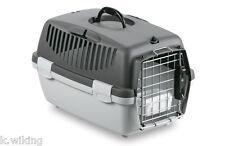 Transportbox Gulliver 1 Deluxe  mit Metalltür Hunde Katzen Flugbox Autobox IATA
