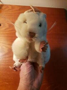 Retired Folkmanis Mouse Hand Puppet