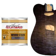 Northwest Guitars Water Based Wood Stain - Pewter - 250ml