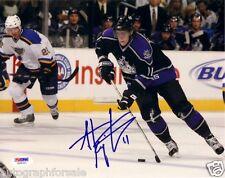 Anze Kopitar autographed signed auto Los Angeles Kings 8x10 photo (PSA/DNA COA)