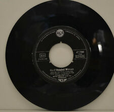 "ELVIS PRESLEY - HARD HEADED WOMAN -DON`T ASK ME WHY RCA 47-7280 Single 7"" (I981)"