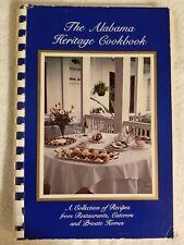 The Alabama Heritage Cookbook (1984)  Durham & Rush