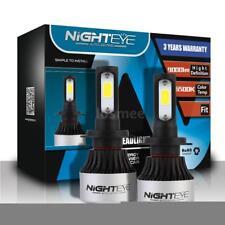 Nighteye 9000LM H7 Led Headlight Fog Light Canbus Error Free Anti 6500K White