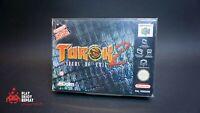 Turok 2 Seeds Of Evil Nintendo 64 Acclaim 1ST Person Shooter PAL Nintendo N64