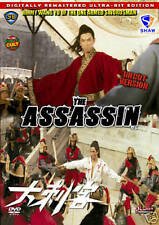 THE ASSASSIN - Hong Kong Kung Fu Martial Arts Action movie DVD NEW