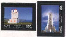Iceland 2014 Lighthouses/Maritime Safety/Buildings/Transport 2v s/a set (is1017)