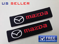 MAZDA SHOULDER PADS SEAT BELT 2PCS MIATA RX-7 RX-8 MAZDA3 MAZDA5 GT SP23