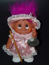 "Troll Doll 9"" Norfin Dam Little Bo Peep Fully Jointed Story Collector's Edition"