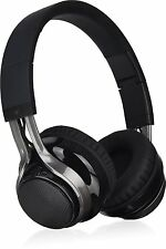 LUXA2 Lavi S Bluetooth Over-the-ear Headphone with 4 Watts Duo Speaker, New