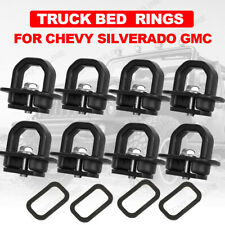 Car accessories Tie Down Anchor Truck Bed Side Wall Anchors For Pickup GMC Chevy