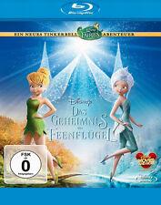 Tinker Bell 4 - Geheimnis der Feenflügel (TinkerBell) Disney       Blu-ray   066