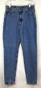Jordache Jeans Womens Vintage MOM Tapered Leg High Waist NWT / Size 17/18 LONG