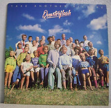 "33 tours QUARTERFLASH Disque LP 12"" TAKE ANOTHER PICTURE - GEFFEN RECORDS 4011"